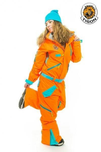 Декатлон лыжный костюм женский